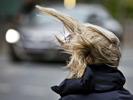Метеорологи продлили желтый код из-за неустойчивого характера погоды