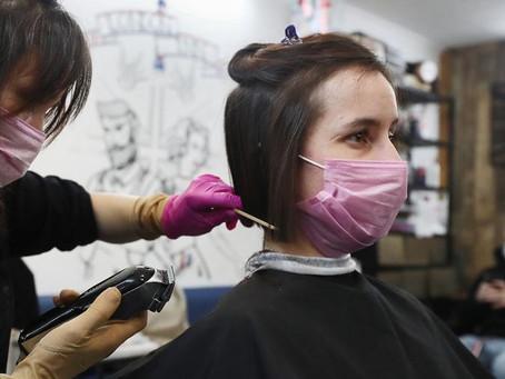 Вниманию владельцев салонов красоты: С 1 октября вступают в силу новые ограничения