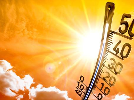 Жаркая погода ожидает жителей Молдовы в понедельник