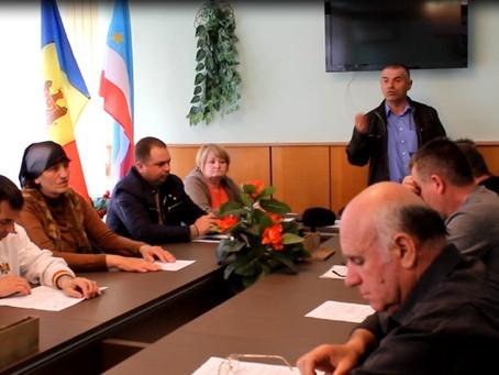 Социалисты бойкотировали заседание совета
