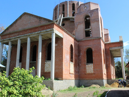 Примария перечислит однодневный заработок на строительство храма