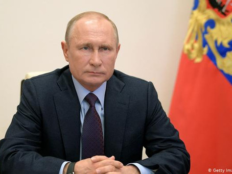 Путин поздравил Санду с победой на выборах президента Молдовы