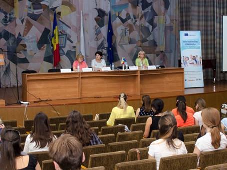Erasmus+ запускает кампанию по информированию студентов