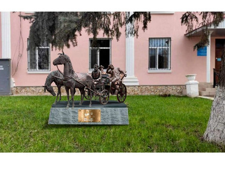В городе Вулканешты установят памятник Пушкину