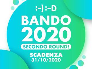 Bando 2020 Giovani e territorio: Secondo round!