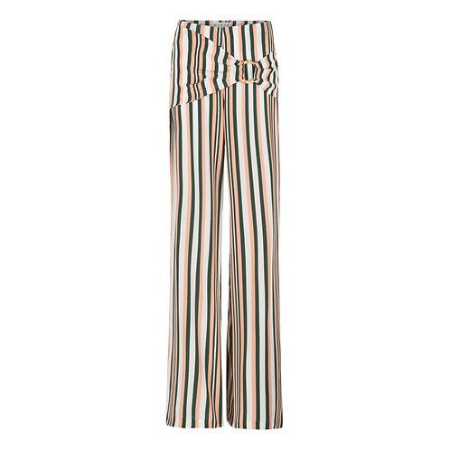 Striped Pants with Loop
