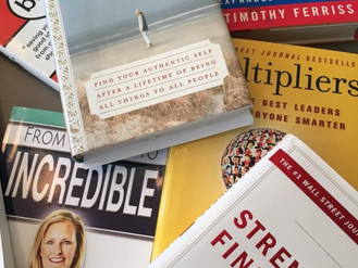 SPOTLIGHT VIDEO BLOG: Angie's Top 10 List of MUST READ BOOKS for Leaders and Business Profession
