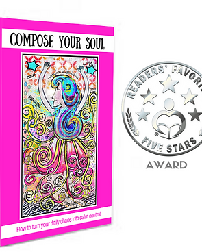 Compose Your Soul by Angela Nuttle Reade