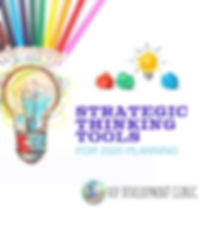 Strategic Thinking Tools for 2020 Planni