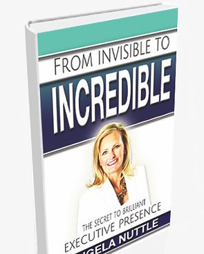 From Invisible to Incredible Book Cover_