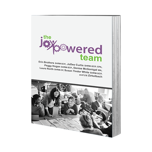 Joy Powered: Intentionally Creating an Inspired Workplace