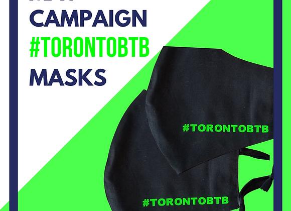 May Campaign Masks - 2 Pack