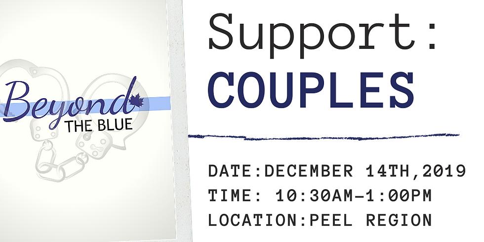 COUPLES Peer Support: PEEL REGION