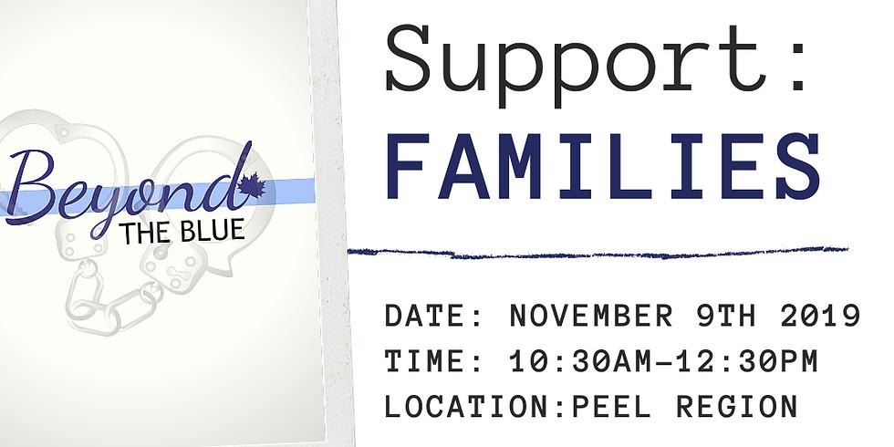FAMILES Peer Support: PEEL REGION