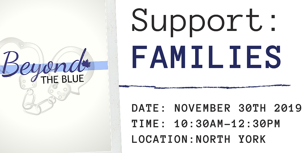 FAMILIES Peer Support: NORTH YORK