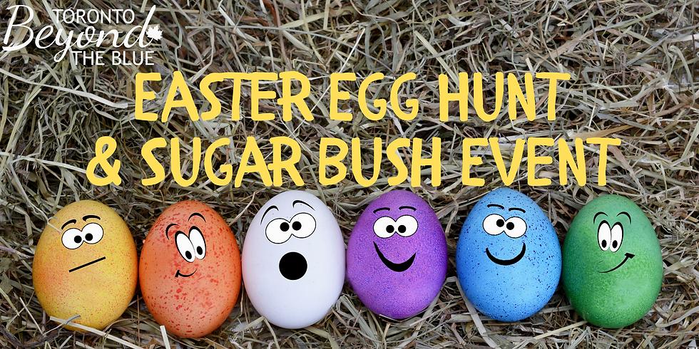 Easter Egg Hunt & Sugar Bush Event