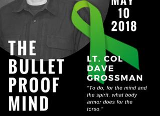 The Bulletproof Mind Event