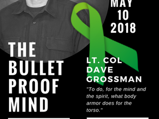 The Bulletproof Mind Event