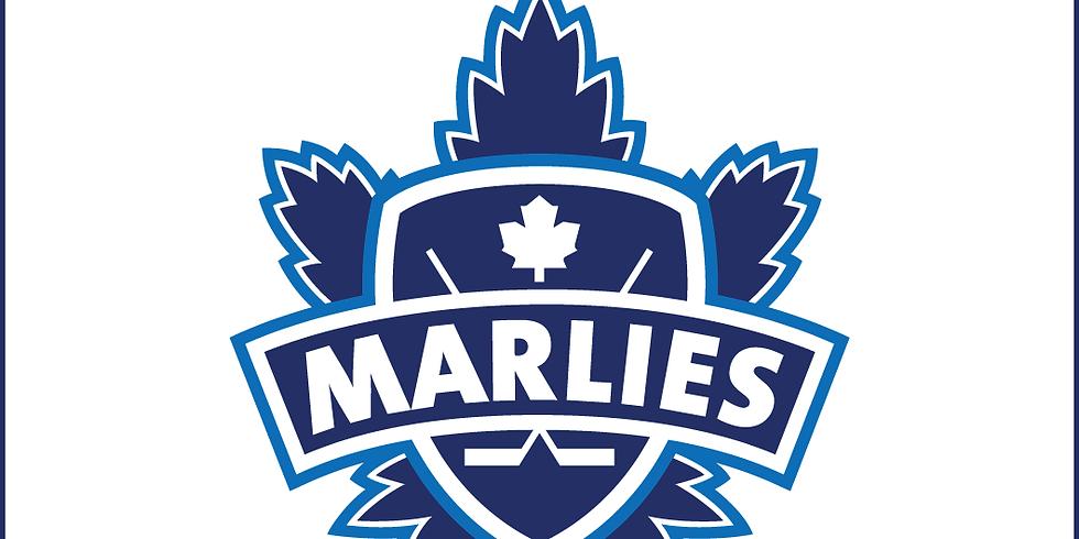 Marlies vs Laval Rocket