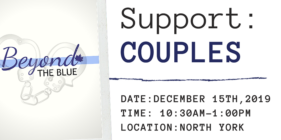 COUPLES Peer Support: NORTH YORK