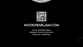 Pearl Jam Teams Up With POWSTER To Premiere New Single Superblood Wolfmoon With Immersive AR