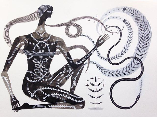 """""""Fertility Goddess Magician"""""""