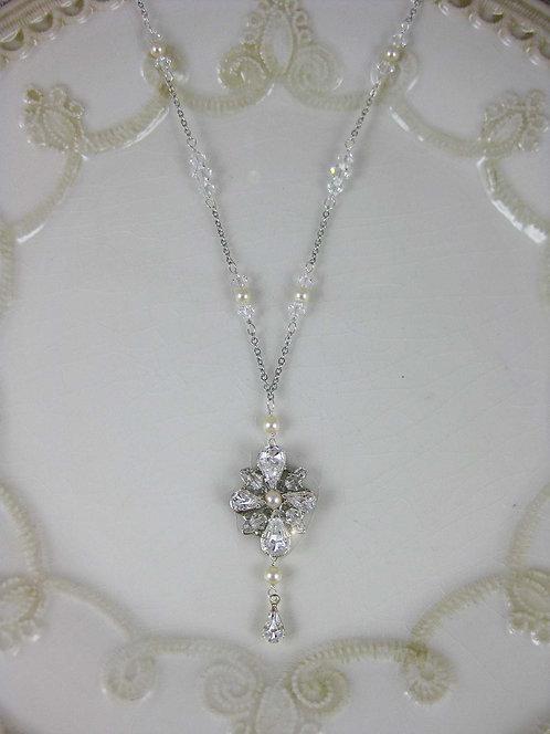 Ana Bridal Necklace