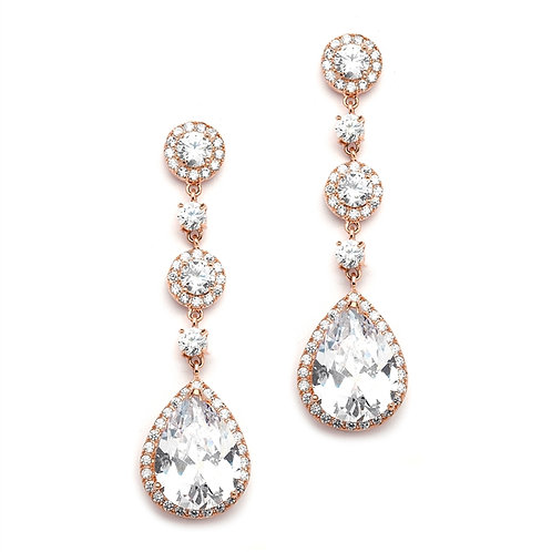 Melissa Bridal Earrings