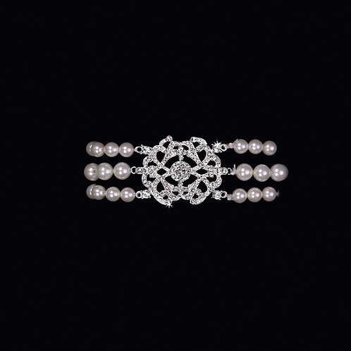 Princess Bridal Bracelet