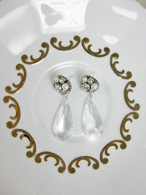 Astrid Bridal Earrings