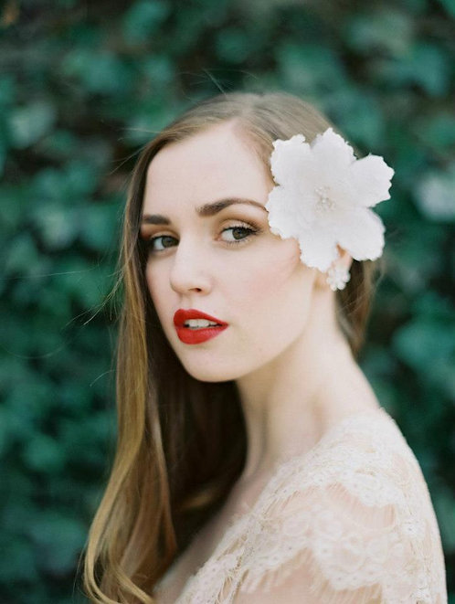 Collette Fleur Bridal Hair Flower