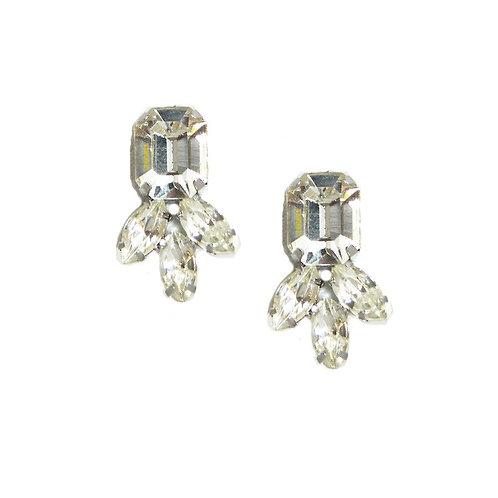 Mina Stud Earrings (multiple colors)