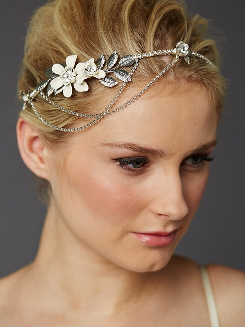 Rapunzel Bridal Headband
