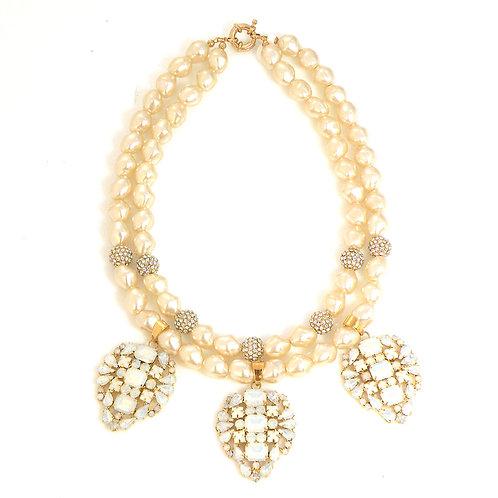 Baroque Pearl Ariel Necklace