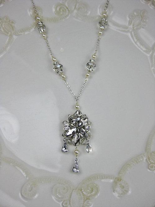 Blanca Bridal Necklace