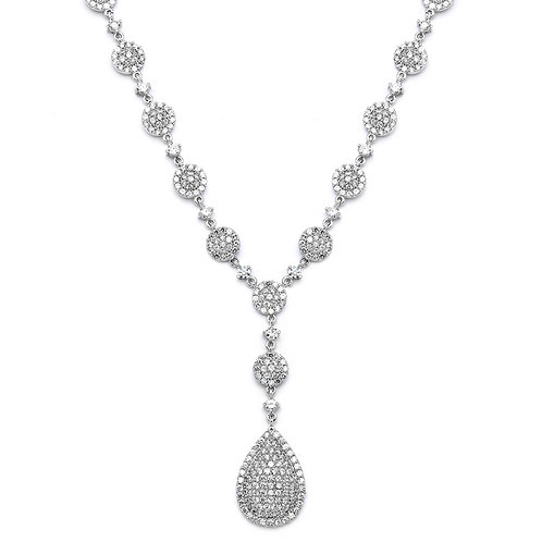 Taylor Bridal Necklace and Earrings Set