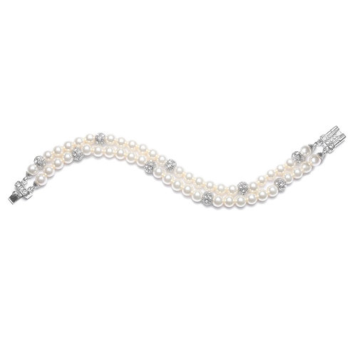 Horne Pearl Bracelet