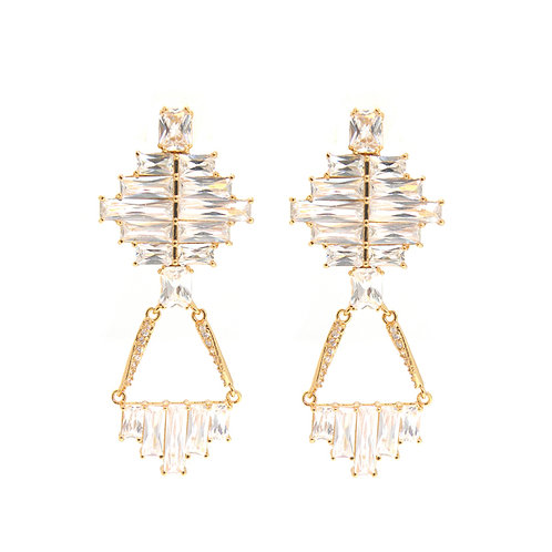 Deco-Dence Statement Earrings