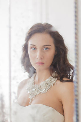 Millie Icaro Bridal Necklace from Pink Beauty Bridal