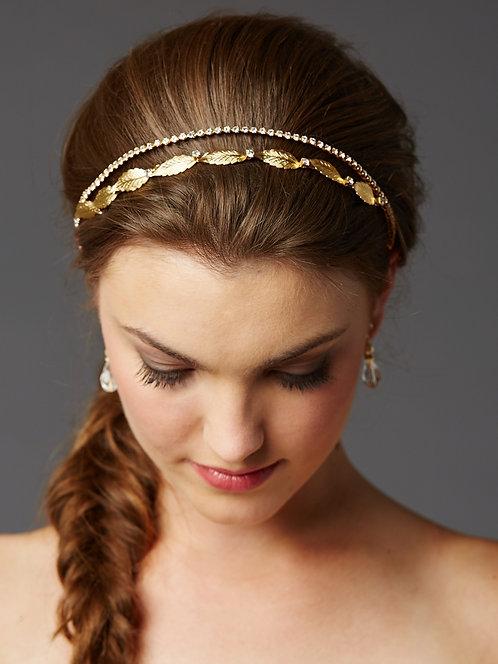 Athena Split Bridal Headband