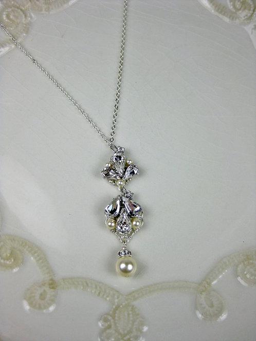 Abbey Bridal Necklace