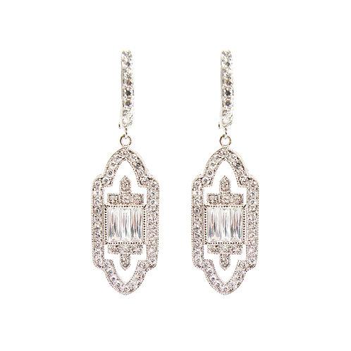 Georgina Bridal Earrings