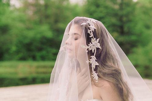 Romantic Vine Wedding Veil