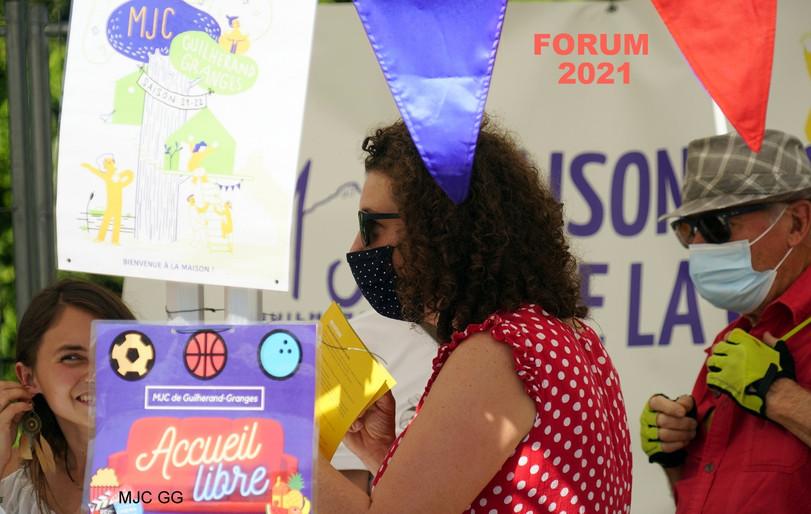 Forum 2021 : masque obli