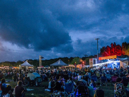 A Spotlight on Queensland's Yarrabah Music & Cultural Festival by Elverina Johnson