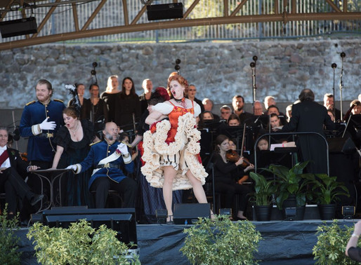 Western Downs in harmony for Queensland Music Festival's Opera at Jimbour