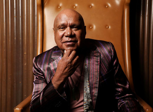 Archie Roach to reimage 'Let Love Rule' at this year's Queensland Music Festival