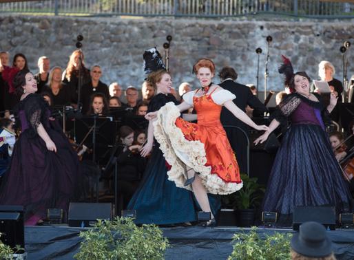 An Opera at Jimbour with Hayley Sugars by Gabi Bergman