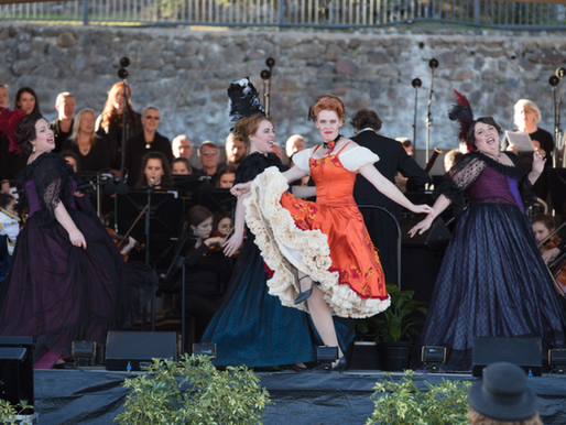 An Opera at Jimbour with Hayley Sugars by Gabi Bergman