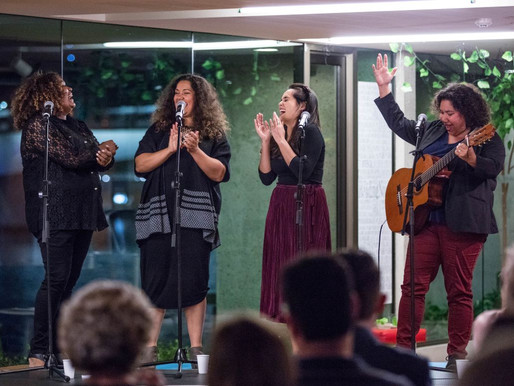 History reclaimed as 'Mission Songs' eternalizes indigenous experience in song